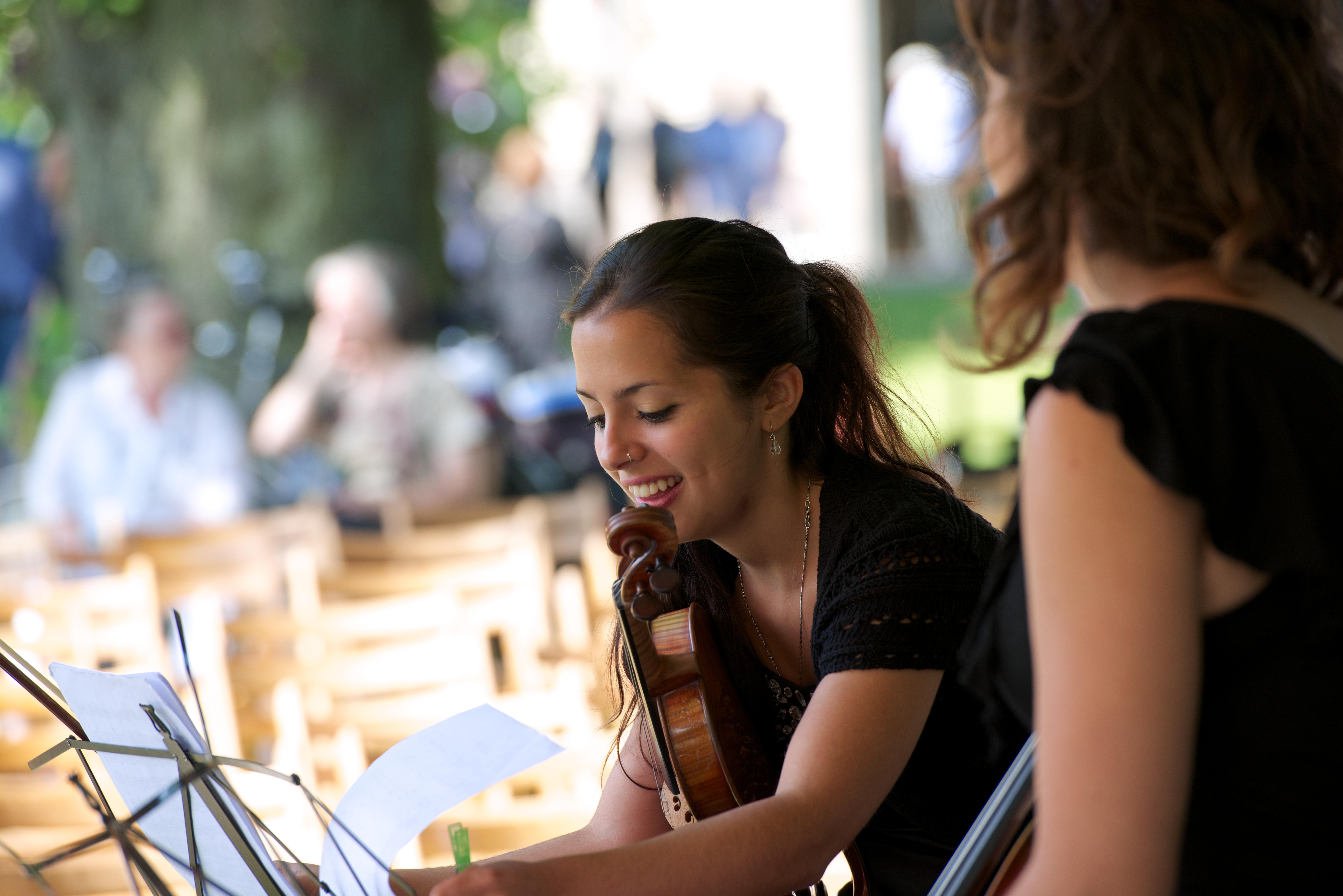 Dag van de Romantische Muziek